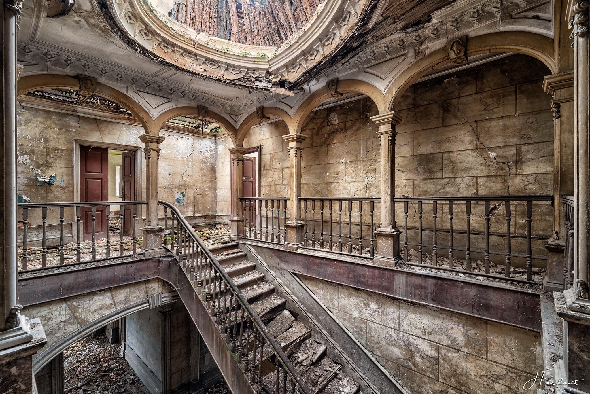 Julien Harlaut - Escalier_0081