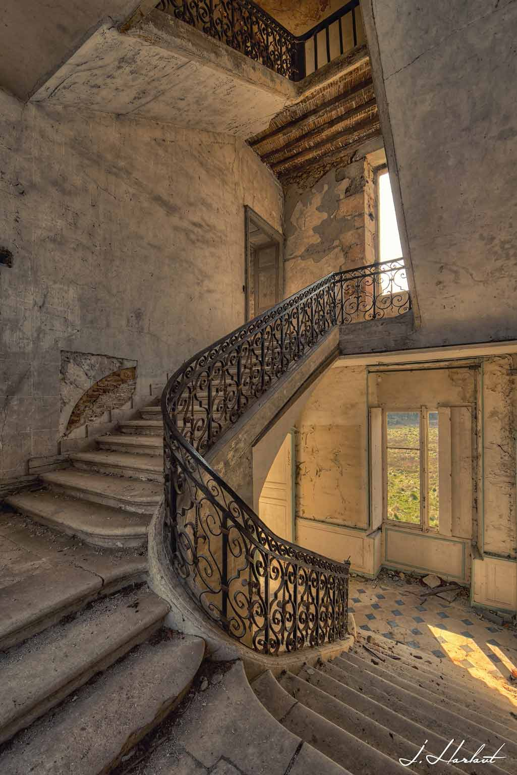 Julien-Harlaut---Escalier_0026